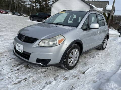2010 Suzuki SX4 Crossover for sale at Williston Economy Motors in Williston VT