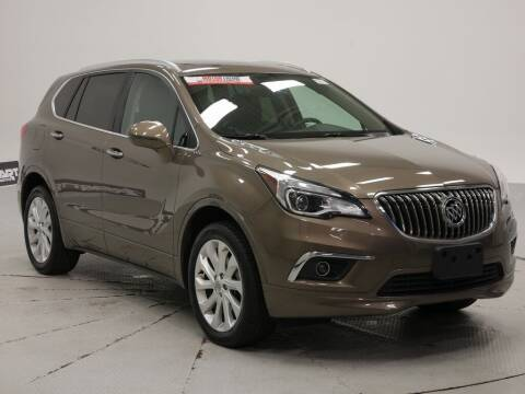 2017 Buick Envision for sale at Cj king of car loans/JJ's Best Auto Sales in Troy MI