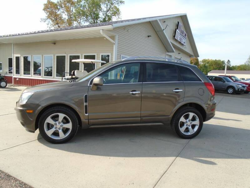 2015 Chevrolet Captiva Sport for sale at Milaca Motors in Milaca MN