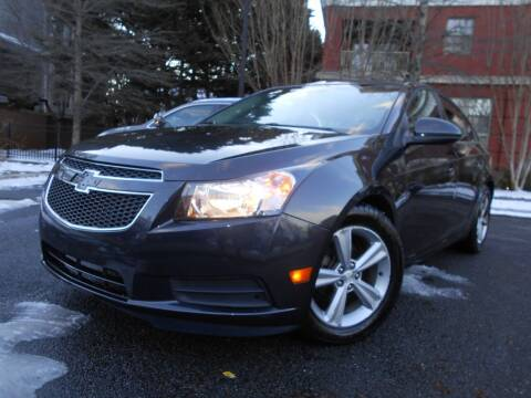 2014 Chevrolet Cruze for sale at H & R Auto in Arlington VA