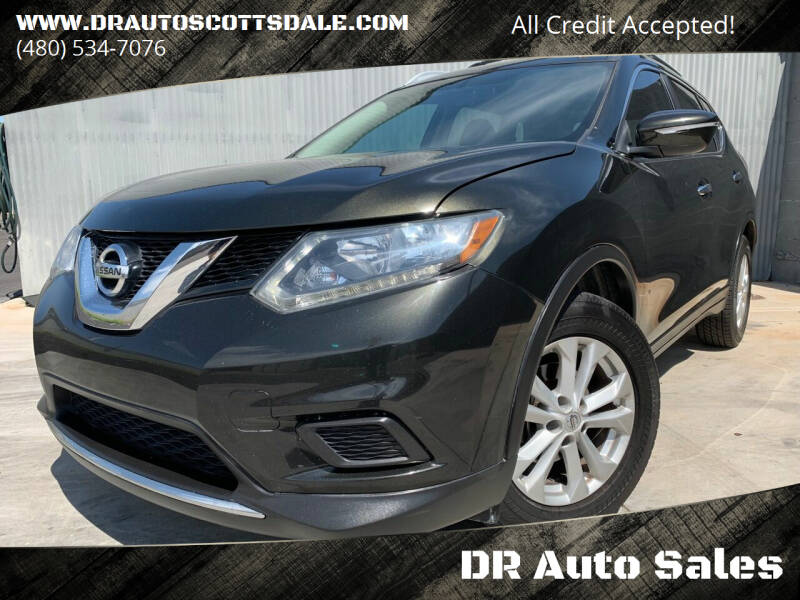 2014 Nissan Rogue for sale at DR Auto Sales in Scottsdale AZ