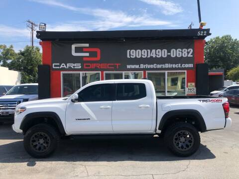 2019 Toyota Tacoma for sale at Cars Direct in Ontario CA