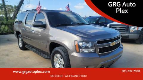 2012 Chevrolet Suburban for sale at GRG Auto Plex in Houston TX