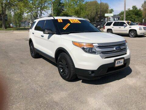 2011 Ford Explorer for sale at RPM Motor Company in Waterloo IA