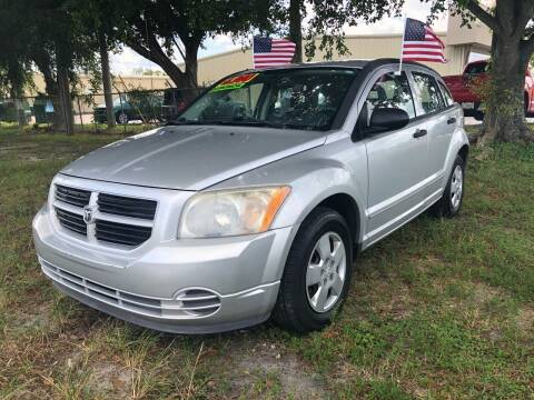 2007 Dodge Caliber for sale at EXECUTIVE CAR SALES LLC in North Fort Myers FL