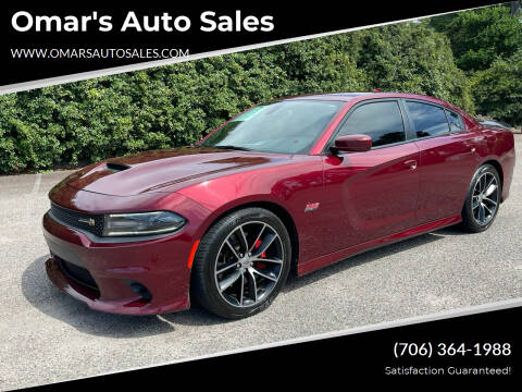 2018 Dodge Charger for sale at Omar's Auto Sales in Martinez GA