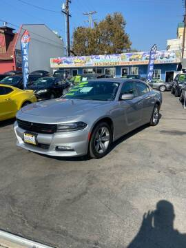 2017 Dodge Charger for sale at LA PLAYITA AUTO SALES INC in South Gate CA