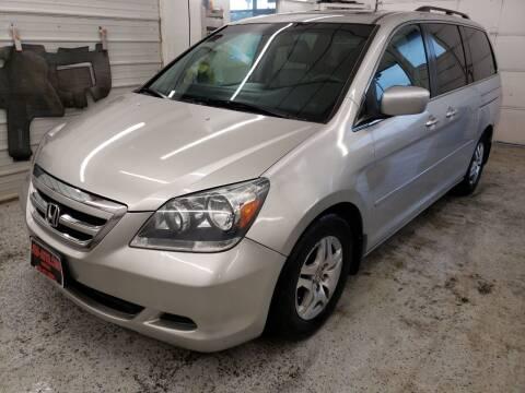 2005 Honda Odyssey for sale at Jem Auto Sales in Anoka MN