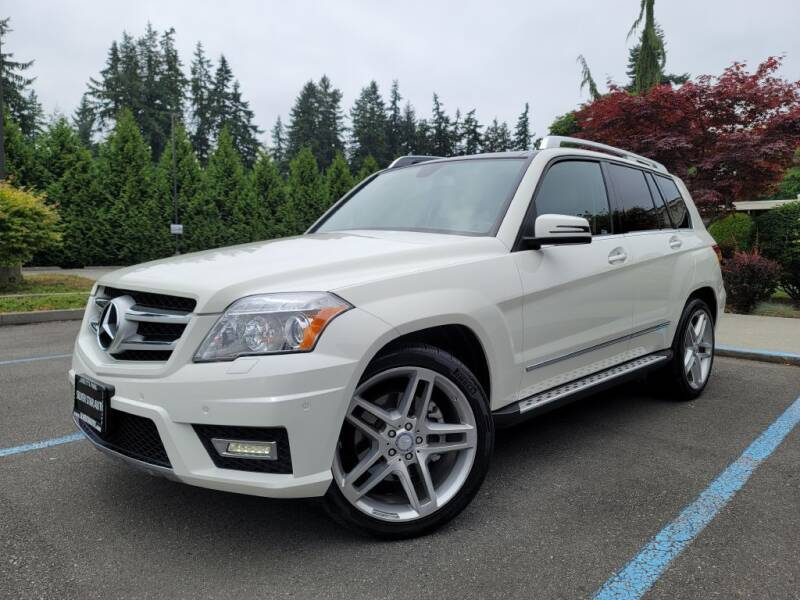 2011 Mercedes-Benz GLK for sale at Silver Star Auto in Lynnwood WA