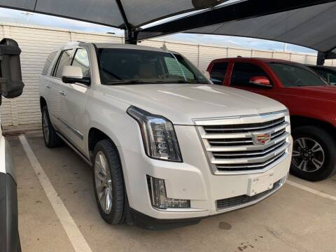 2016 Cadillac Escalade for sale at Excellence Auto Direct in Euless TX