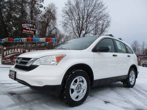 2011 Honda CR-V for sale at Vigeants Auto Sales Inc in Lowell MA