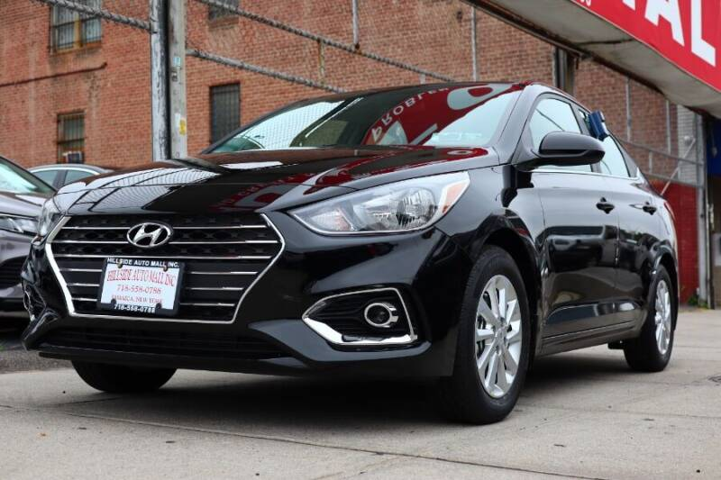 2021 Hyundai Accent for sale at HILLSIDE AUTO MALL INC in Jamaica NY