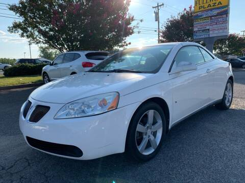 2007 Pontiac G6 for sale at 5 Star Auto in Matthews NC