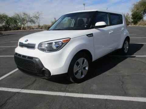 2016 Kia Soul for sale at Corporate Auto Wholesale in Phoenix AZ