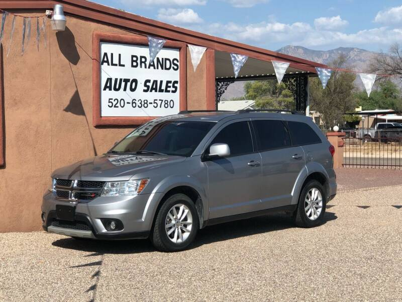 2015 Dodge Journey for sale at All Brands Auto Sales in Tucson AZ