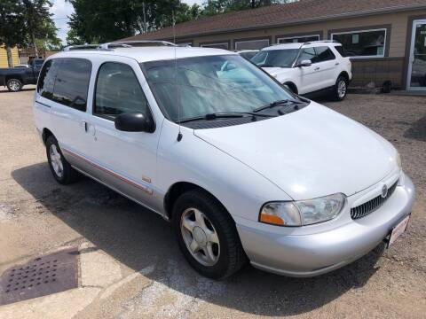 1999 Mercury Villager for sale at Truck City Inc in Des Moines IA