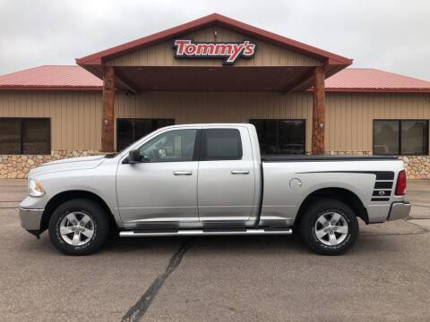2018 RAM Ram Pickup 1500 for sale at Tommy's Car Lot in Chadron NE