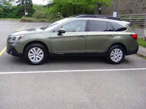 2019 Subaru Outback for sale at Western Auto Brokers in Lynnwood WA