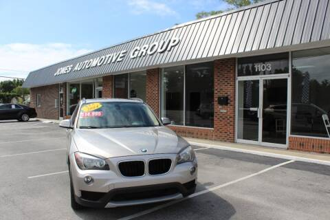 2014 BMW X1 for sale at Jones Automotive Group in Jacksonville NC