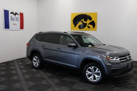 2018 Volkswagen Atlas for sale at Carousel Auto Group in Iowa City IA