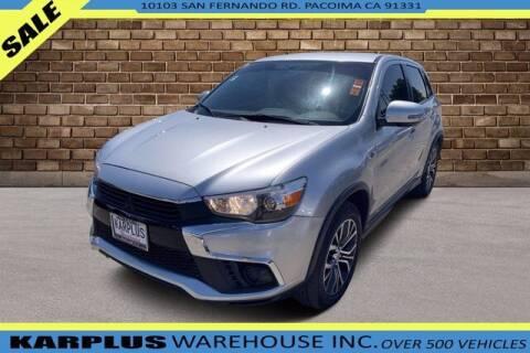2019 Mitsubishi Outlander Sport for sale at Karplus Warehouse in Pacoima CA