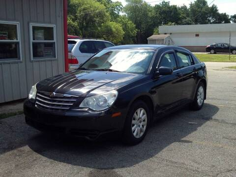 2007 Chrysler Sebring for sale at Midwest Auto & Truck 2 LLC in Mansfield OH