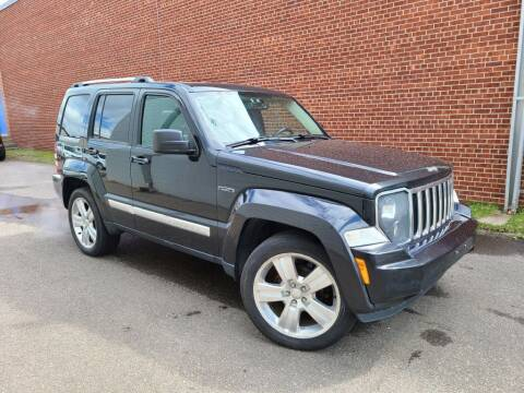 2012 Jeep Liberty for sale at Minnesota Auto Sales in Golden Valley MN