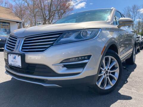 2015 Lincoln MKC for sale at Mega Motors in West Bridgewater MA