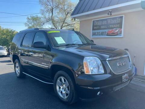 2007 GMC Yukon for sale at DEALZ ON WHEELZ in Winchester VA