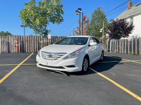 2011 Hyundai Sonata for sale at True Automotive in Cleveland OH