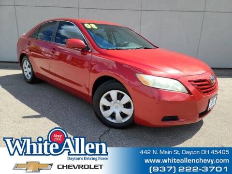 2008 Toyota Camry for sale at WHITE-ALLEN CHEVROLET in Dayton OH