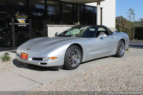 2002 Chevrolet Corvette for sale at Corvette Mike New England in Carver MA