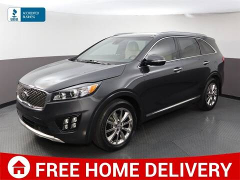 2018 Kia Sorento for sale at Florida Fine Cars - West Palm Beach in West Palm Beach FL