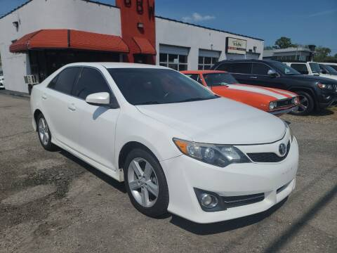 2012 Toyota Camry for sale at Best Buy Wheels in Virginia Beach VA