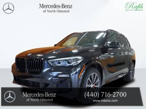 2021 BMW X5 for sale at Mercedes-Benz of North Olmsted in North Olmstead OH