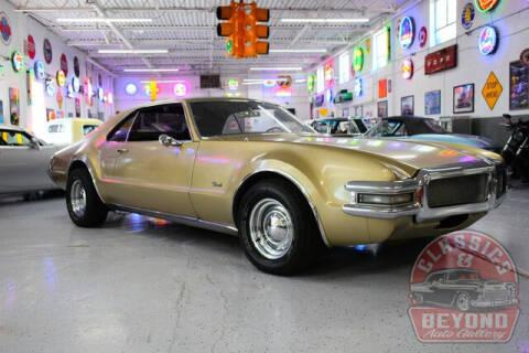 1968 Oldsmobile Toronado for sale at Classics and Beyond Auto Gallery in Wayne MI