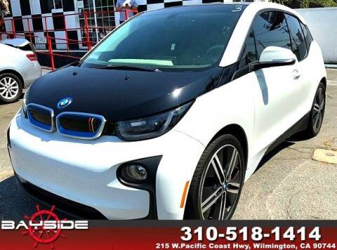 2014 BMW i3 for sale at BaySide Auto in Wilmington CA