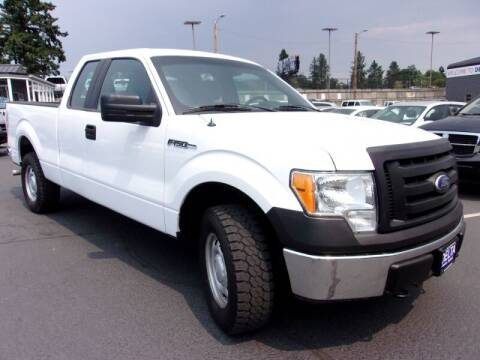2011 Ford F-150 for sale at Delta Auto Sales in Milwaukie OR