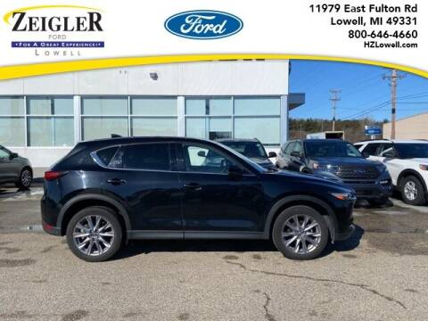 2020 Mazda CX-5 for sale at Zeigler Ford of Plainwell- Jeff Bishop in Plainwell MI