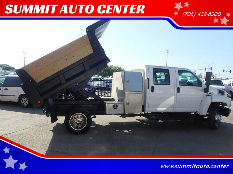 2008 Chevrolet C5500 for sale in Summit, IL