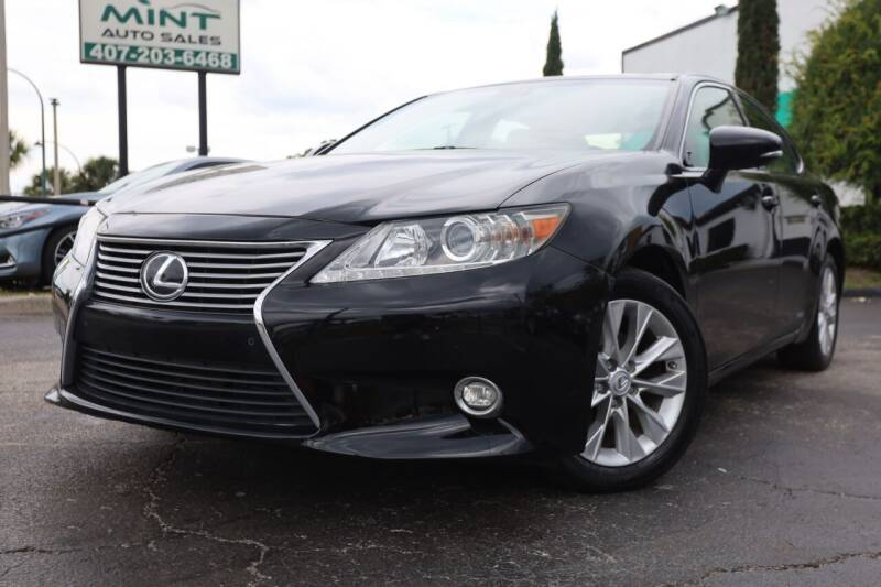 2015 Lexus ES 300h for sale in Orlando, FL