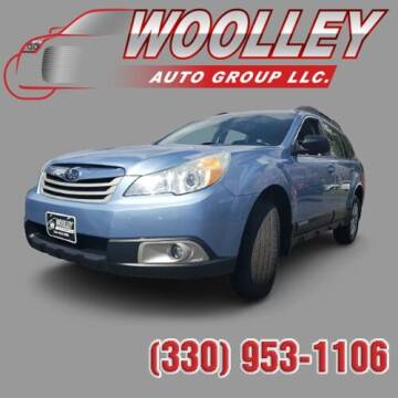 2010 Subaru Outback for sale at Woolley Auto Group LLC in Poland OH