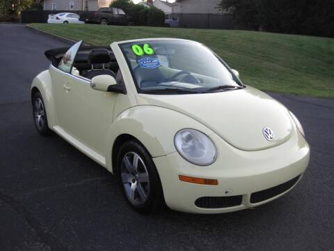 2006 Volkswagen New Beetle Convertible for sale at Reza Dabestani in Knoxville TN