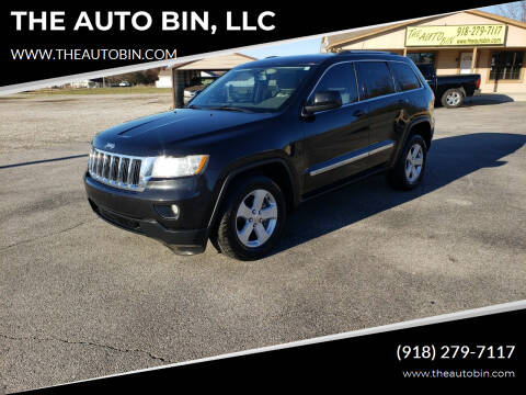 2011 Jeep Grand Cherokee for sale at THE AUTO BIN, LLC in Broken Arrow OK