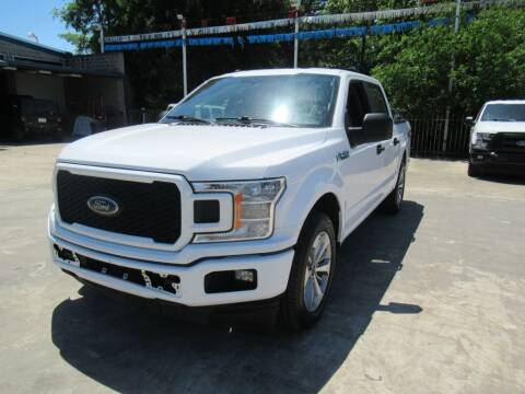 2018 Ford F-150 for sale at Lone Star Auto Center in Spring TX