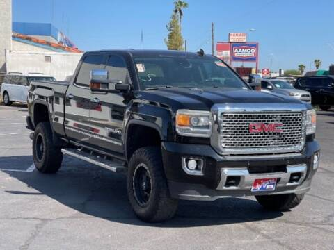 2015 GMC Sierra 2500HD for sale at Curry's Cars Powered by Autohouse - Brown & Brown Wholesale in Mesa AZ