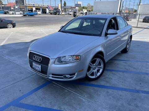 2006 Audi A4 for sale at Hunter's Auto Inc in North Hollywood CA
