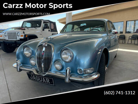 1966 Jaguar S-Type for sale at Carzz Motor Sports in Fountain Hills AZ