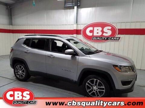 2017 Jeep Compass for sale at CBS Quality Cars in Durham NC