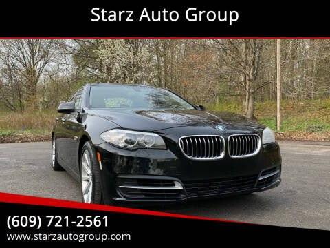 2014 BMW 5 Series for sale at Starz Auto Group in Delran NJ